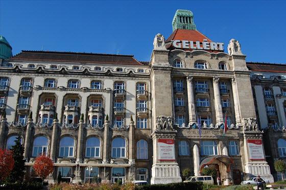 Gellert Budapest