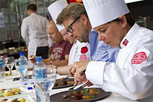 cocineros noruega