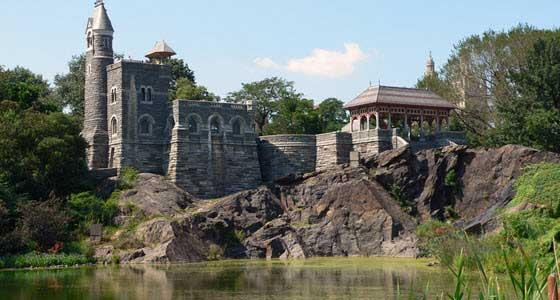 El Beldevere Castle fue construido en 1865 y alberga desde entonces un observatorio