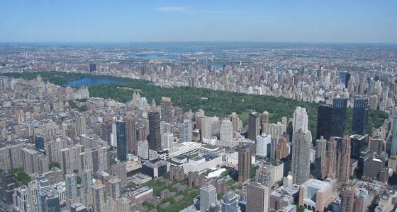 Un oasis de más de cinco kilómetros cuadrados en el corazón de Manhattan: eso es Central Park