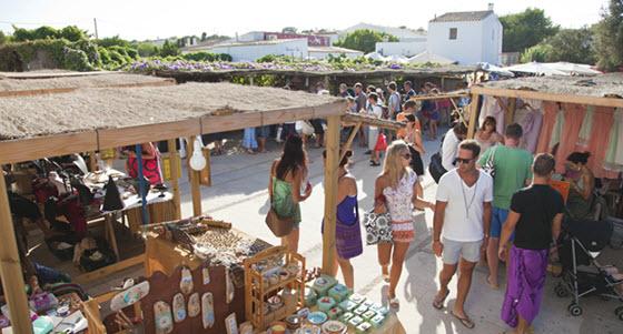 Mercado de la Mola, Formentera