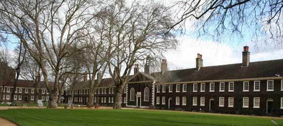 El Geffrye Museum es el lugar idóneo para saber cómo es la vida diaria de los ingleses