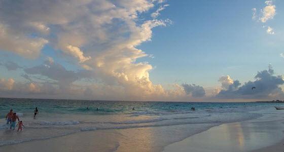 Algunas de las mejores playas del mundo están en la Riviera  Maya