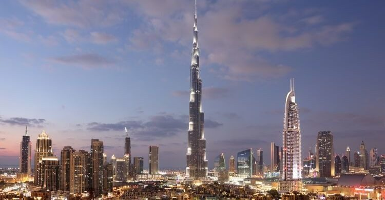 Burj Khalifa, Dubai (istock)