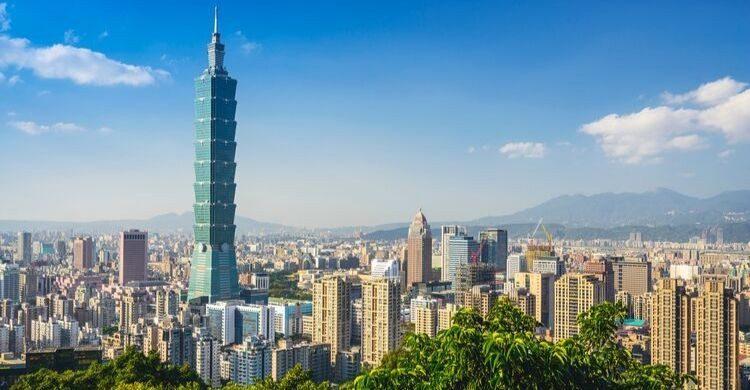 Taipei 101 (istock)