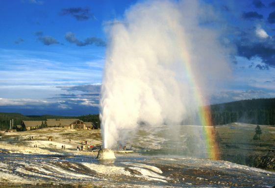 Ser testigo del espectáculo de los géiseres del parque nacional de Yellowstone es algo que no se olvida