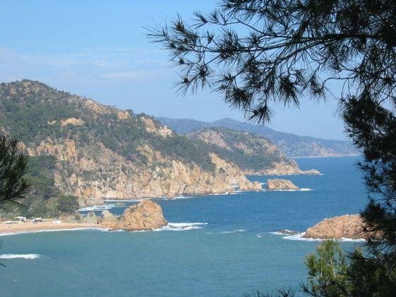Las calas de la Costa Brava se encuentran entre las más espectaculares de todo el mar Mediterráneo