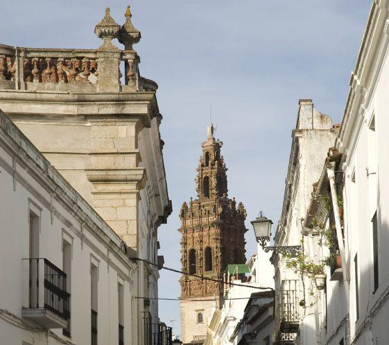 Jerez de los Caballeros: la capital del jamón ibérico.