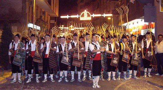 La Escuadra de los Maseros, del bando cristiano.