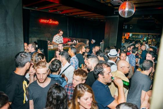 El Marula Café es considerada por muchos la meca del la música soul y funk en Barcelona.