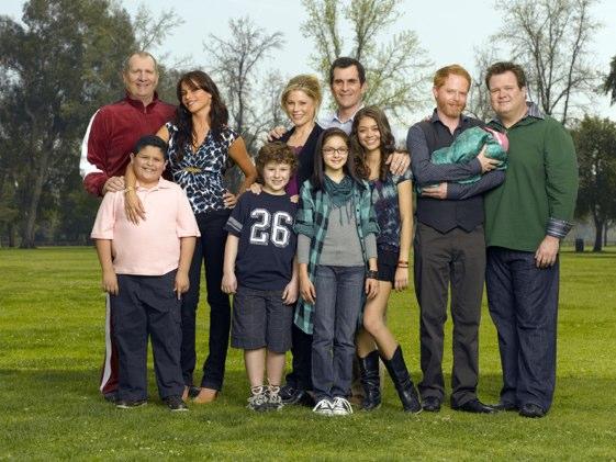 """Modern Family"" ya suma cinco premios Emmys consecutivos como mejor comedia"