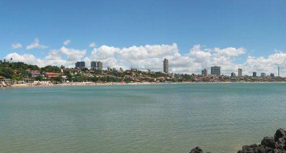 Natal es una de las ciudades más importantes del norte de Brasil
