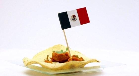 La cochinita pibil, uno de los platos mexicanos más tradicionales, en la mes de Top Chef. Foto Antena 3.