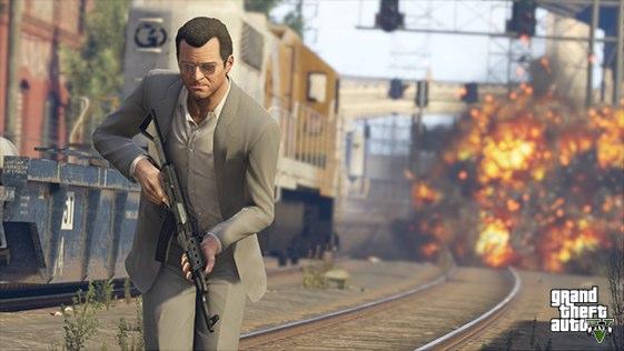 Varias estrellas de Hollywood han puesto sus voces al servicio de los personajes de GTA