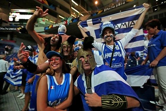 Los pabellones del Mundobasket 2014 han sido una auténtic fiesta.