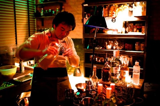 El Maggie Choo's, en el Hotel Novotel Bangkok Fenix Silom, recrea los cabarets del Shanghai de los años Treinta