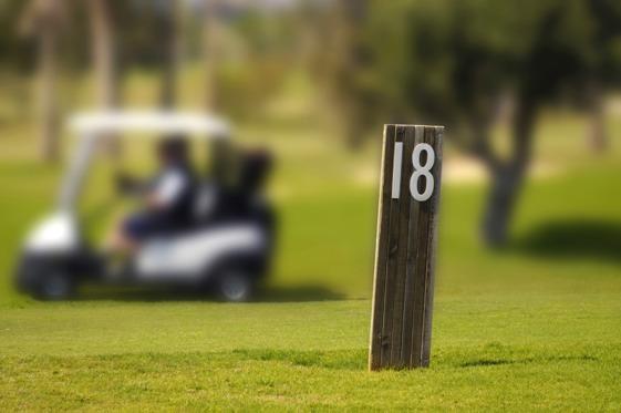 golf en el Algarve