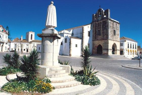 Faro, capital del Algarve