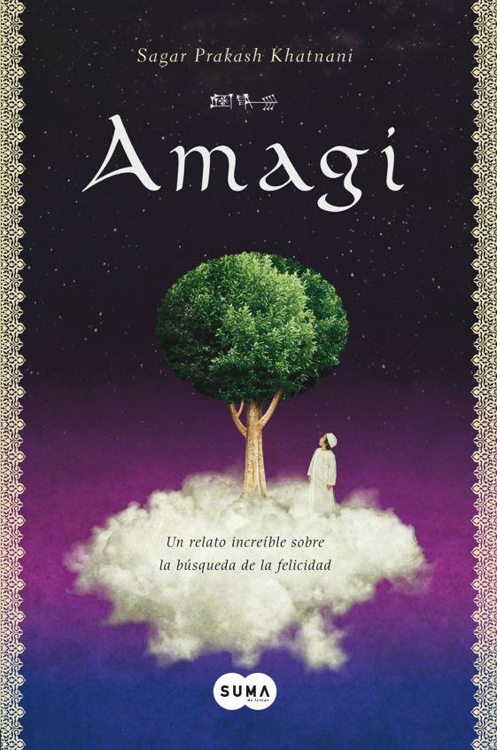 Portada de Amagi, editada por Suma de Letras.