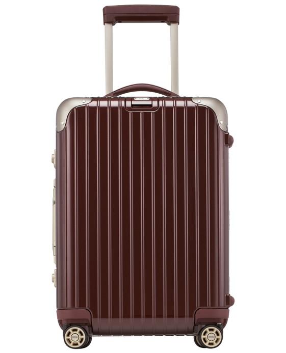 Las maletas Rimowa están entre las preferidas de las celebrities de todo el mundo.