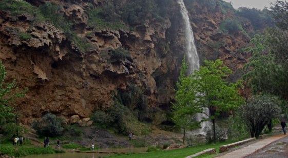 El Salto de la Novia en Castellón.