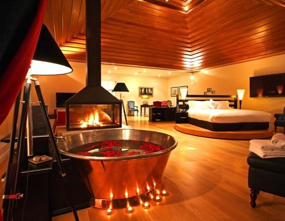 The Bacchus Suite. Hotel The Yeatman, Oporto