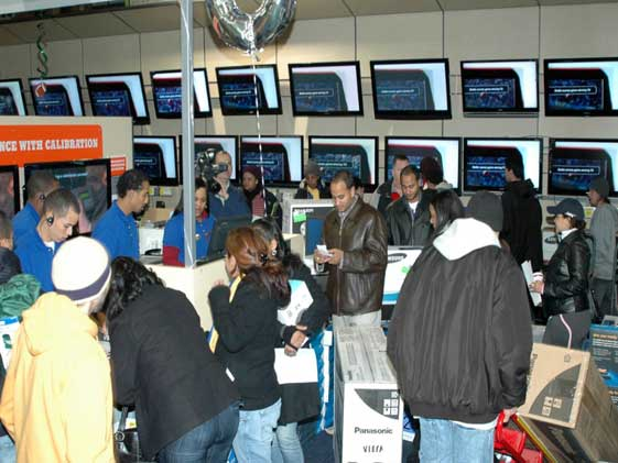 Rebajas de Black Friday en Best Buy, Estados Unidos