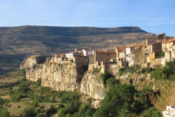 Si estas en Teruel, debes pasar por Cantavieja, ¡como el Cid! (iStock)