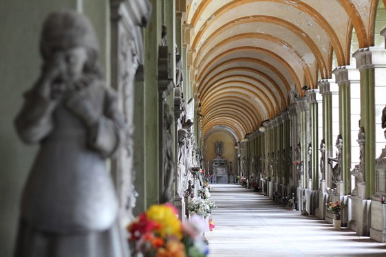 Cementerio de Staglieno, Italia