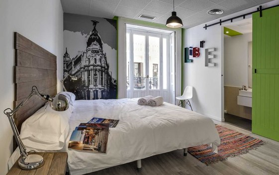 U Hostel, Madrid