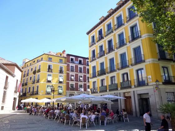 Una de las cosas que debes hacer si vienes a Madrid.
