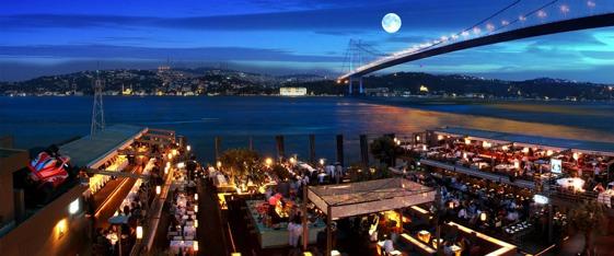 Reina Club & Restaurant, Estambul