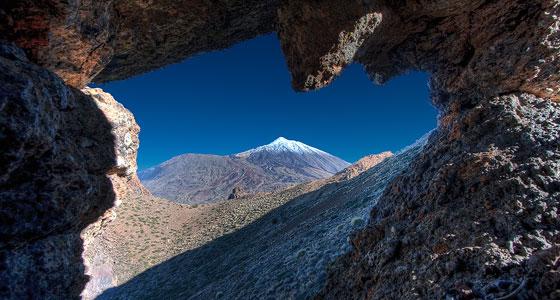 El Teide. Foto: Michael Bolognesi