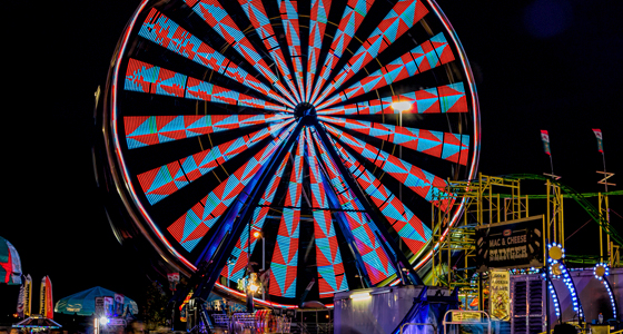 Ferris Wheel / Foto: Kool Cats Photography over 3 Million Views