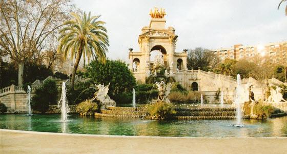 Parque Ciudadella, Barcelona