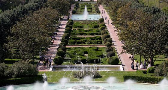 Parque Grande José Antonio Labordeta, Zaragoza