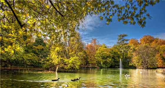 Parque del Campo Grande, Valladolid