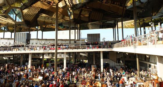 Los 9 mercados m s famosos de espa a el viajero fisg n - Mercado antiguedades barcelona ...