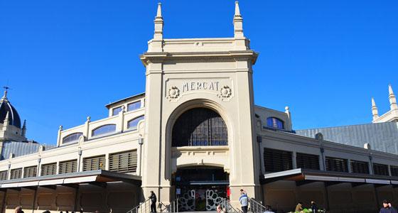 El Mercadillo de Antigüedades de Sabadell, es uno de los mercados más bonitos de España (Foto: Félix GP)
