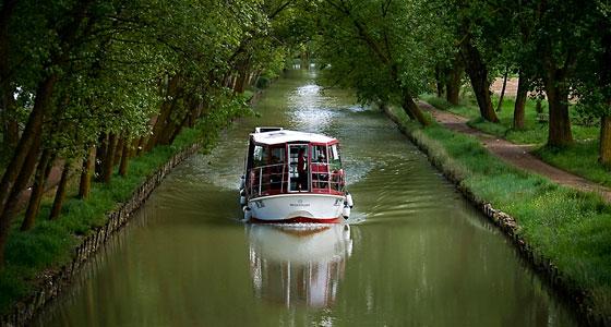 Ramal de Campos del Canal de Castilla. Foto: Chema Concellon