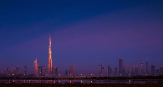 Burj Khalifa / Foto: Nick Merrick Hendrich Blessing