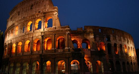 Coliseo Roma / Foto: raphaelstrada