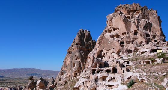 Desierto de la Capadocia
