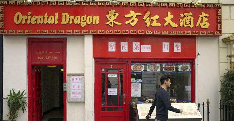 Dragón Oriental (iStock)