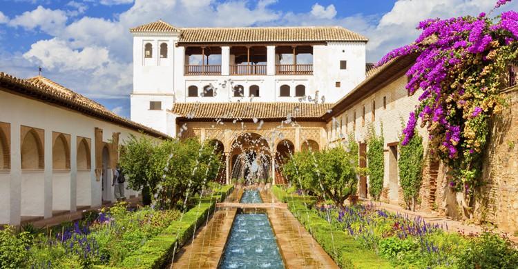 Jardines del Generalife (iStock)