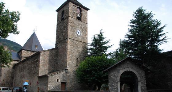 La Iglesia de Santa María