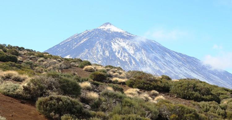 Parque Nacional del Teide (Pixabay)