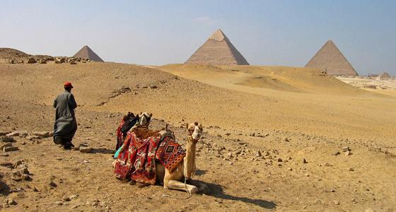 Pirámides Giza / Foto: neiljs