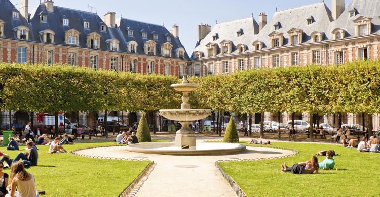 Place des Vosges (iStock)