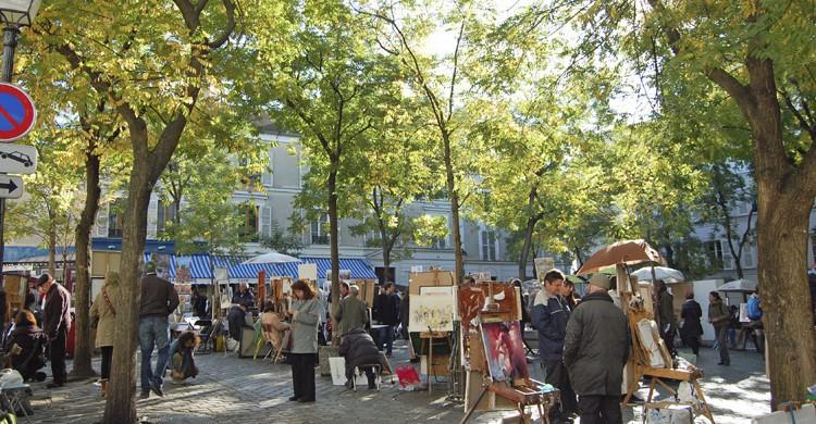 Place du Tertre (iStock)